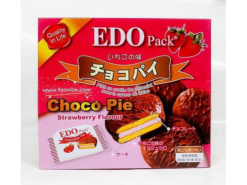 EDO朱古力批(士多啤梨)(300g)