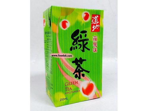 250道地綠茶(蘋果)250mlx24包