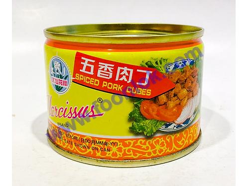 水仙牌五香肉丁 (96罐) (142gx96罐)