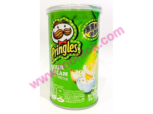品客薯片(洋蔥味)  (1盒x8罐)
