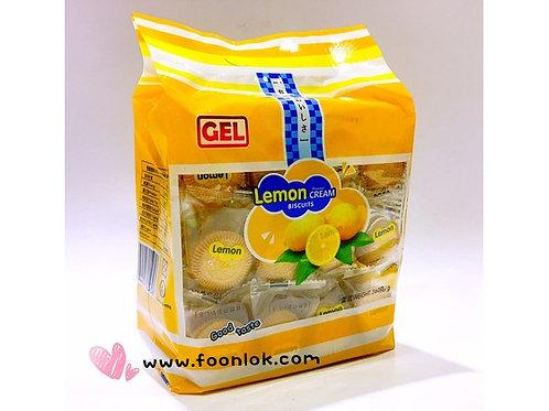 GEL檸檬味夾心餅360g