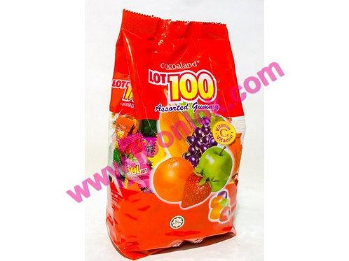 百份百軟糖(雜果)  (1kg)