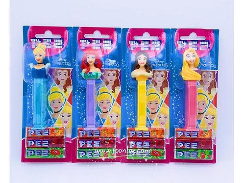 0皮禮士糖果玩具(公主)4個