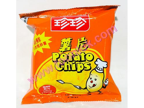 珍珍薯片(BBQ)  (20gx50包)