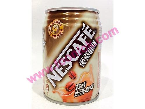罐裝雀巢咖啡(歐陸奶滑)250mlx24罐