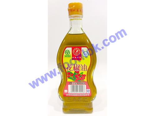 0五豐黎紅花椒油 (330ml)
