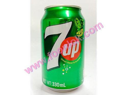罐裝七喜(350mlx24罐)