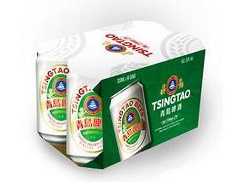 罐裝青島啤酒(330mlx24罐)