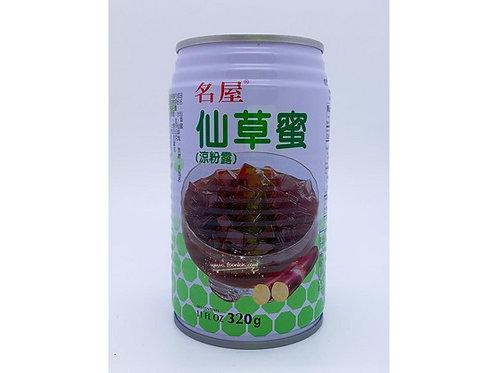名屋仙草蜜(涼粉露)320gx24罐