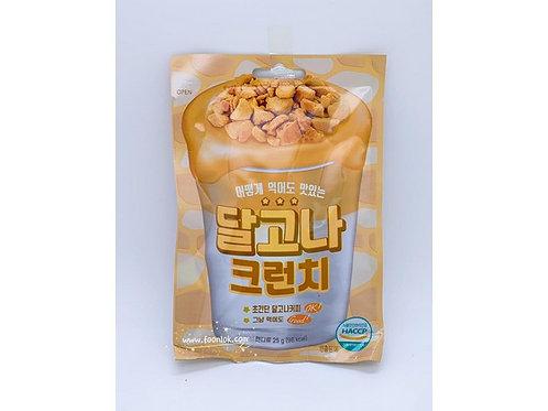 0一口焦糖脆脆餅 (25g)