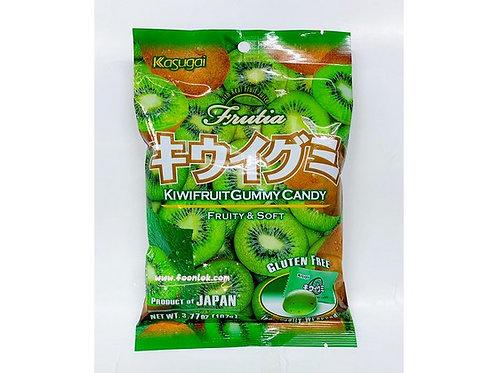 春日井橡皮糖(奇異果)  (107g)