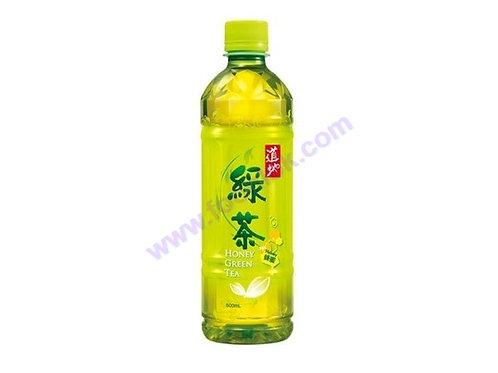 支裝道地蜂蜜綠茶(500mlx24支)