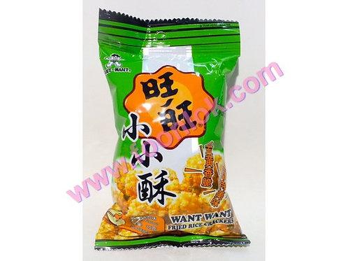 旺旺小小酥(香蔥雞味)1盒x10包