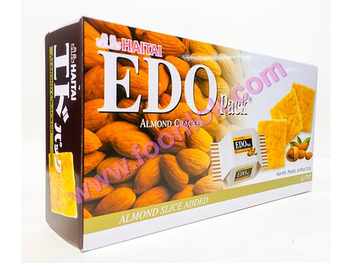 EDO杏仁餅(133g)