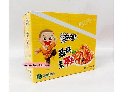 菩天下素豬耳尖(鹽焗)1盒x20包