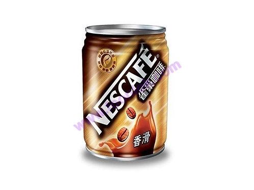 罐裝雀巢咖啡(香滑)250mlx24罐