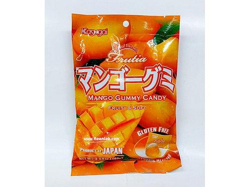 春日井橡皮糖(芒果)  (102g)