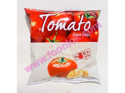 55g卡樂B薯片(蕃茄味)  (1箱x24包)