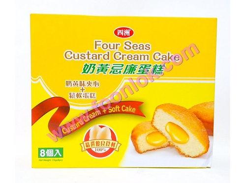 四洲(奶黃)忌廉蛋糕(184g)