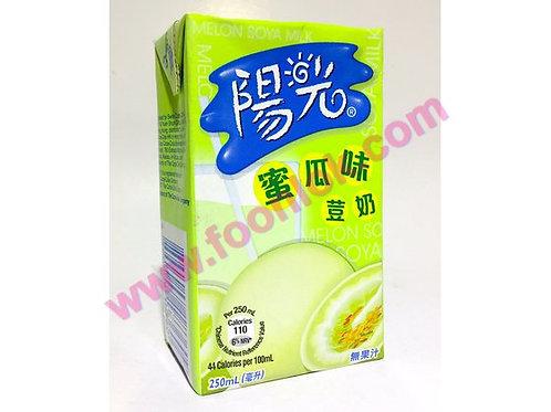 250陽光蜜瓜荳奶(250mlx24包)
