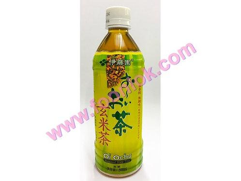 支裝伊滕園玄米茶(500mlx24支)