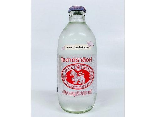 泰國勝獅玻璃樽梳打水(325mlx24支)