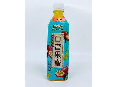 鴻福堂百香果蜜(500mlx24支)