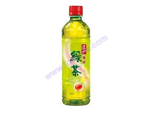 支裝道地(平果)綠茶(500mlx24支)