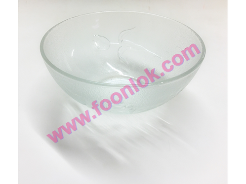 玻璃碗(1隻)