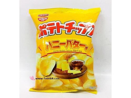 55g卡樂B蜂蜜牛油味薯片 (1箱x24包)
