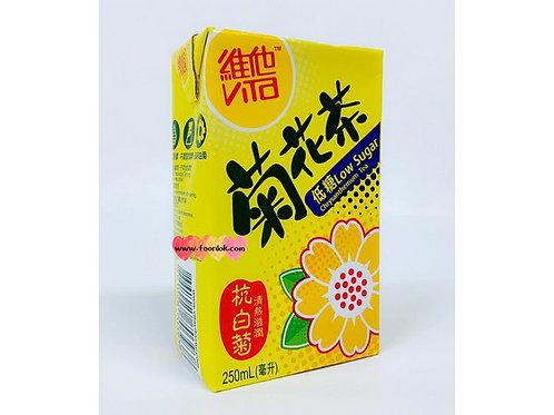250維他菊花茶(低糖)250mlx24包