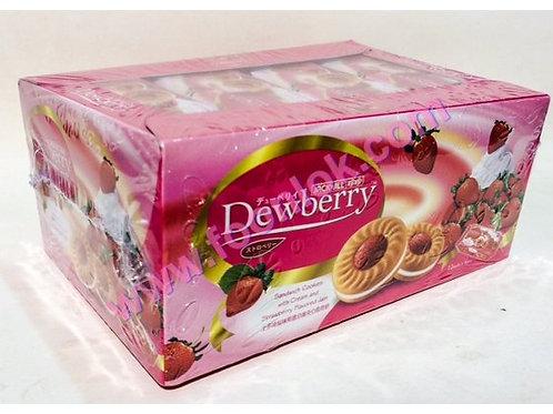 Dewberry夾心餅(草莓)(1盒x12包)