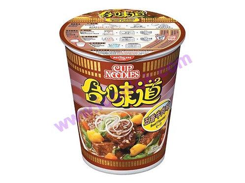 合味道杯麵(五香牛肉)(1箱x24杯)