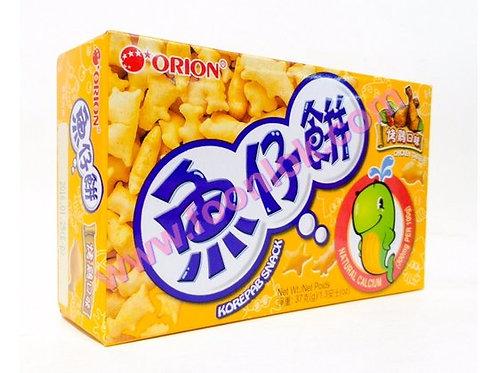 魚仔餅(燒雞味)1箱x20盒