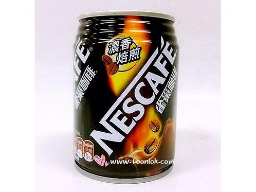 罐裝雀巢咖啡(濃香培煎)250mlx24罐