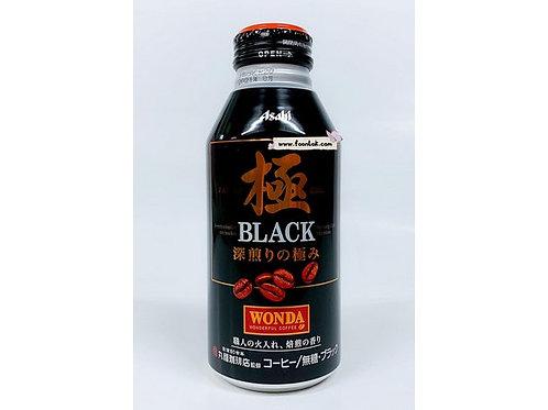 Asahi-極 黑咖啡(400gx24罐)