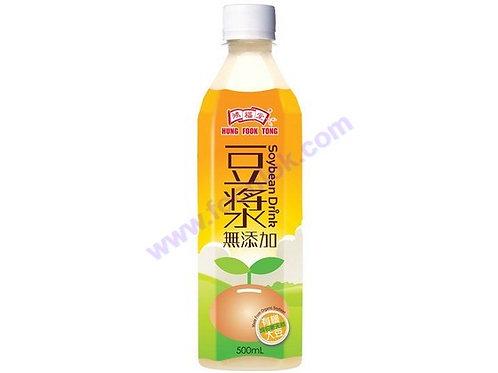 鴻福堂豆漿  ( 500mlx24支)
