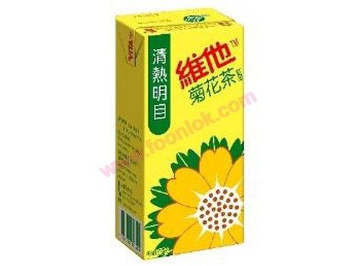 375維他菊花茶(375mlx24包)