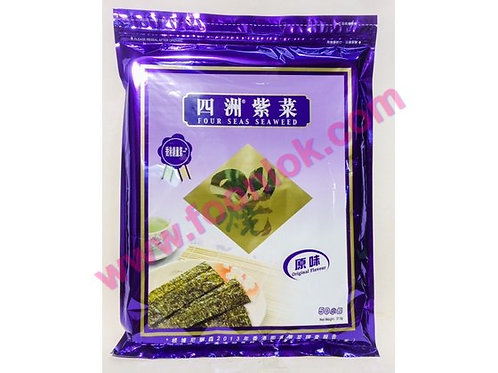 100四洲紫菜(原味)