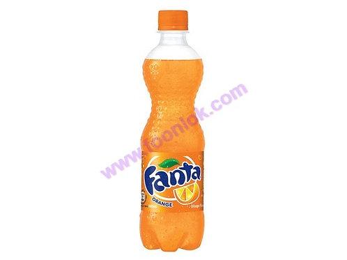 500支裝芬達橙汁(500mlx24支)