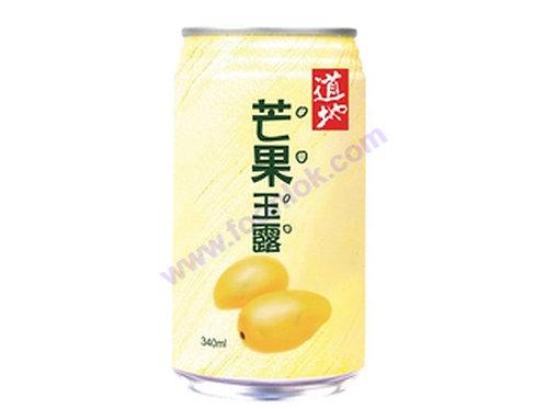 罐裝道地芒果玉露(340mlx24罐)