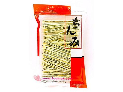 170g日本黑芝麻魚絲