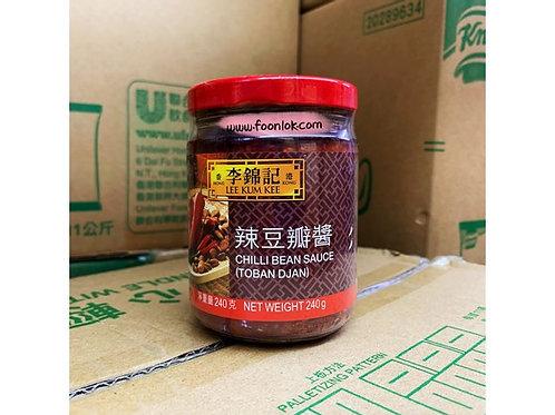 李錦記辣豆辦醬 (240g)