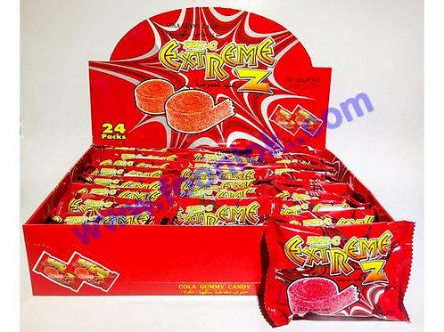 菲林卷糖(可樂味)  (1盒x24包)