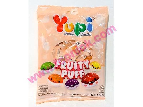 單粒Yupi橡皮糖(泡芙果汁)  (120g)