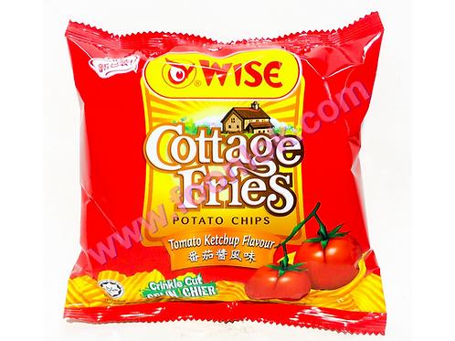 袋裝WISE蕃茄薯片  (22gx30包)