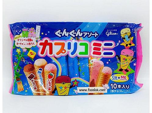 10支裝日本固力果甜筒(82.5g)