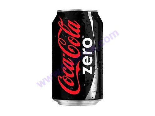罐裝可口可樂Zero(330mlx24罐)