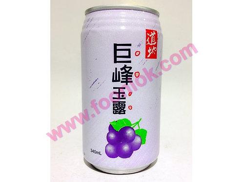 罐裝道地巨峰玉露(340mlx24罐)