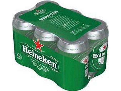 罐裝喜力啤酒(330mlx24罐)